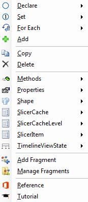 progress how to add extra bi file