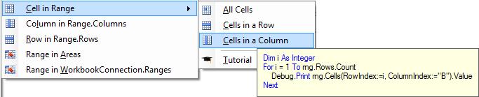 Excel Range Cells VBA