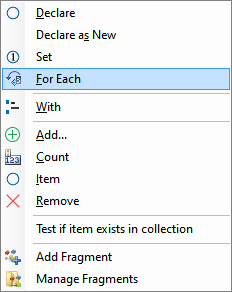 Using Collections in VBA